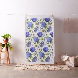 Hydrangeas All Over Fabric