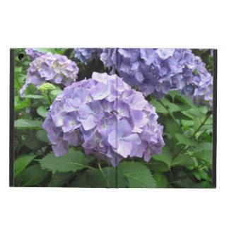 Hydrangeas at Trebah Gardens, Cornwall iPad Air Covers