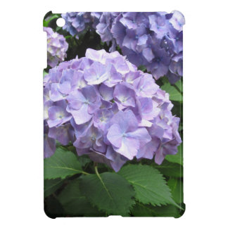 Hydrangeas at Trebah Gardens, Cornwall iPad Mini Case