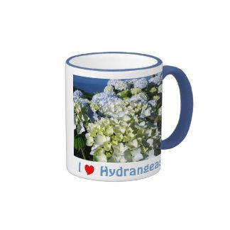 Hydrangeas Mug