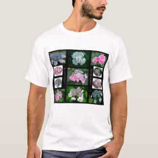 Hydrangeas on Parade T-Shirt
