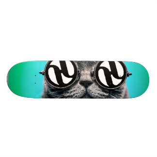 Hydro Cat Skateboard Deck