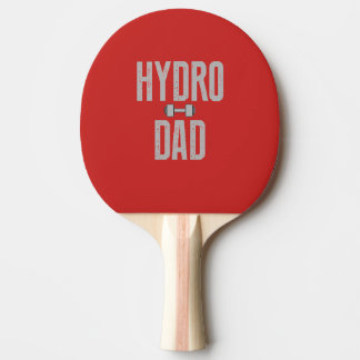 Hydro Dad Ping Pong Paddle
