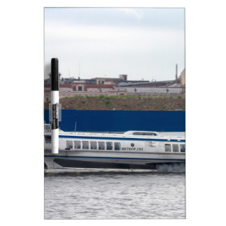 Hydrofoil St Petersburg Russia Dry Erase Whiteboard