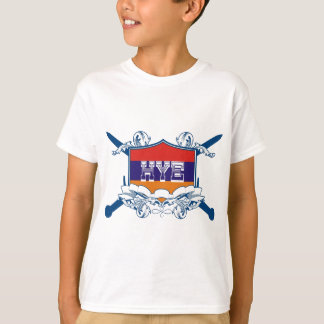 Hye Swords tri color T-Shirt