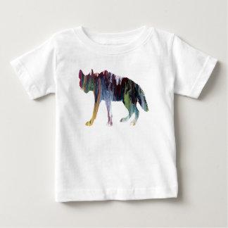 Hyena art baby T-Shirt