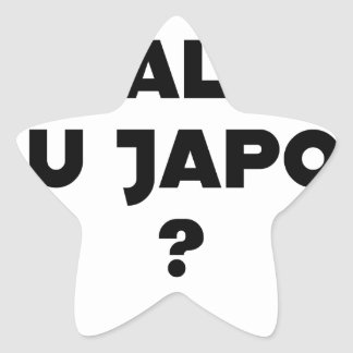 HYENA DEVALUATED IN JAPAN? - Word games Star Sticker