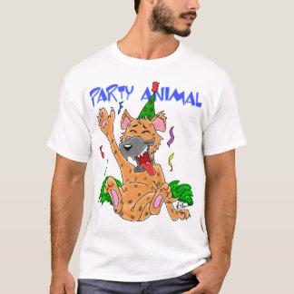 Hyena Party Animal T-Shirt