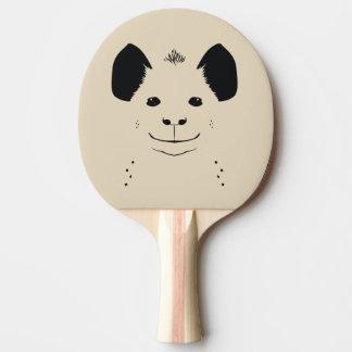 hyena ping pong paddle