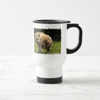 Hyena Plastic Travel Mug