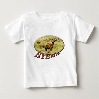 Hyena wildlife safari childrens / infants t-shirts