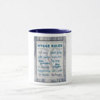 Hygge Rules Mug