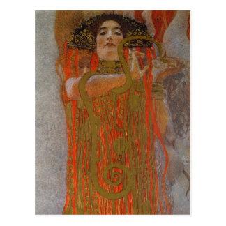 Hygieia, 1900-7 postcard