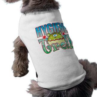 Hygiene Troll Sleeveless Dog Shirt