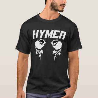 Hymer Black Regular T-Shirt