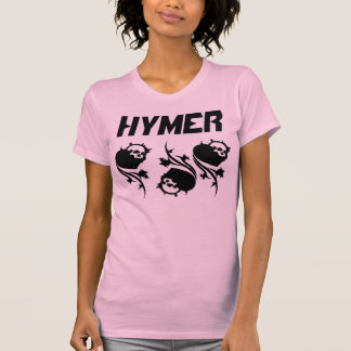 Hymer Pink Back T-Shirt