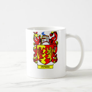 HYNES Coat of Arms Coffee Mug