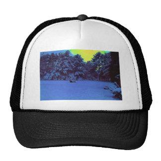 Hyper Color Winter Trucker Hats