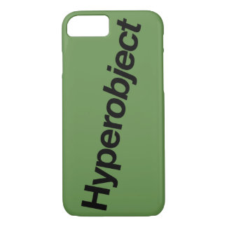 Hyperobject - the phone case