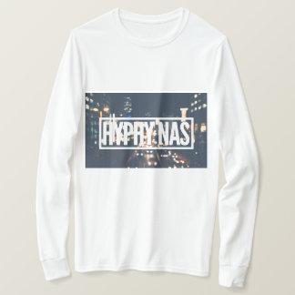 hyphy nas long sleeve T-Shirt
