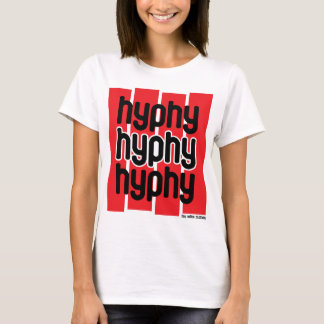 Hyphy Red T-Shirt