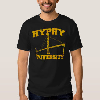 Hyphy University yay area T-Shirt