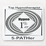 Hypno-1%er Top Hypnotherapist 5-PATHer Mouse Pads