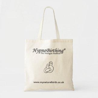 HypnoBirthing Shopper Budget Tote Bag