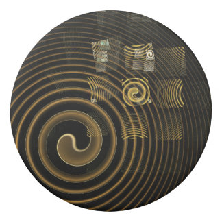 Hypnosis Abstract Art Eraser