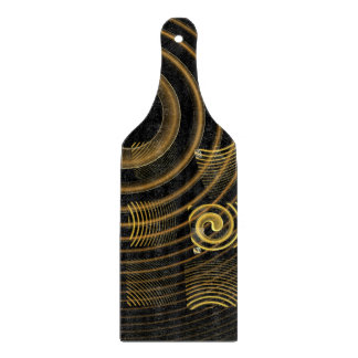 Hypnosis Abstract Art Paddle Cutting Board