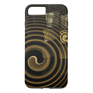 Hypnosis Abstract Art Tough iPhone 8 Plus/7 Plus Case