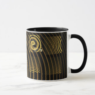 Hypnosis Abstract Coffee Mug