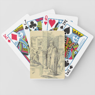 Hypnosis Drawing Bicycle Playing Cards