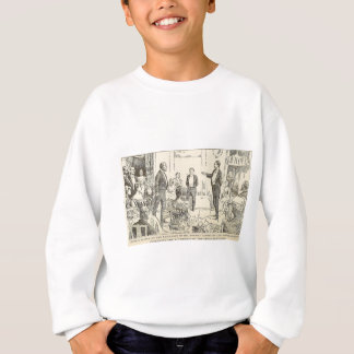 Hypnosis Drawing Sweatshirt