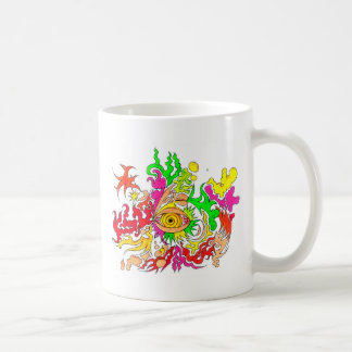 Hypnotic Eye Coffee Mug