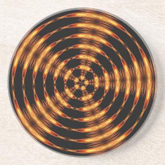 Hypnotic Gold Coaster
