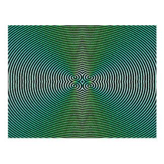 Hypnotic Postcard