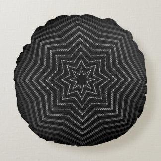 Hypnotic Round Pillow