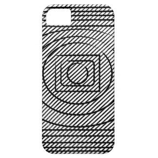 Hypnotic Shapes Barely There iPhone 5 Case