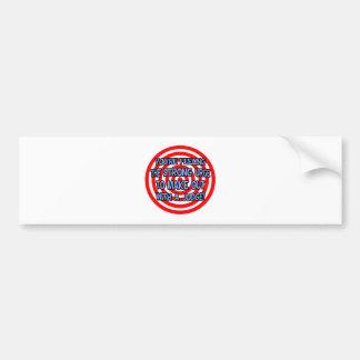Hypnotize .. Funny Judge Bumper Stickers