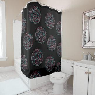 #Hypnotize Shower Curtain
