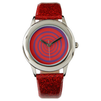 hypnotize spiral hours watches