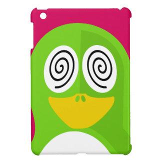 Hypnotized Penguin iPad Mini Covers
