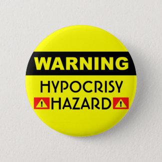 Hypocrisy Hazard Button
