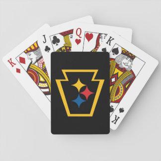 HypoKeystone Playing Cards Deck