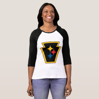 HypoKeystone Women's Raglan T-Shirt