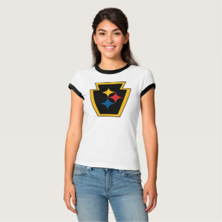 HypoKeystone Women's Ringer T T-Shirt