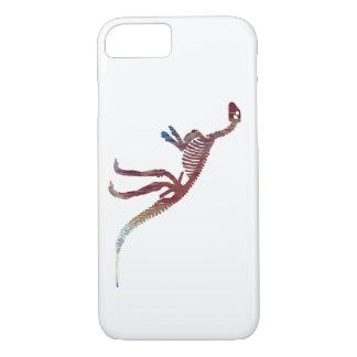 hypsilophodon skeleton iPhone 7 case