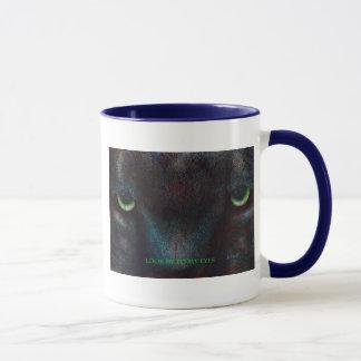 Hyptnotist The Black Panther Mug