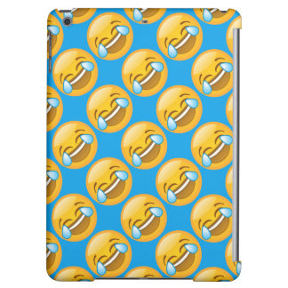 Hysterically Laughing Emoj Case For iPad Air